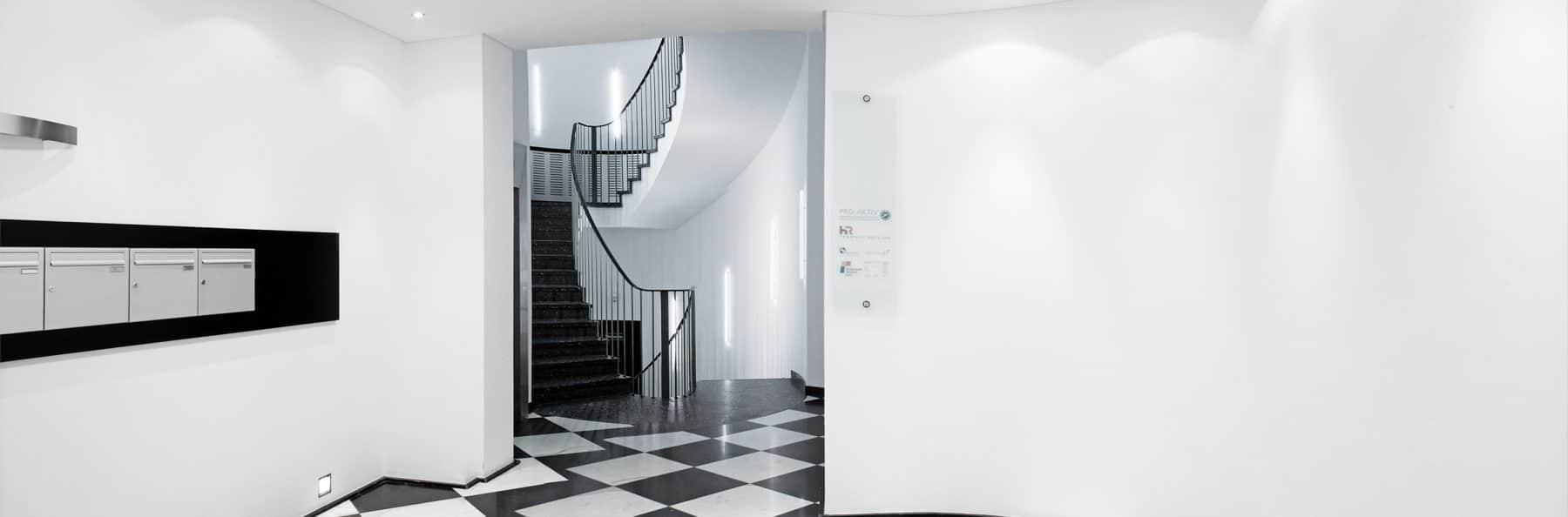 Treppenhaus / Eingang